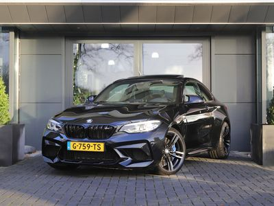 tweedehands BMW M2 Coupé Competition | 410pk | DTC Automaat | Pano |
