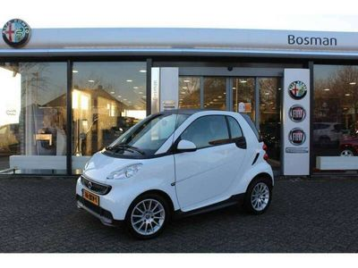 tweedehands Smart ForTwo Coupé 1.0 mhd Pure