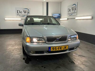 tweedehands Volvo S70 2.4 Polar Bi-Fuel AUTOMAAT EXCLUSIVE uitv. incl. NWE APK/GAR