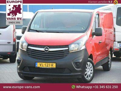 tweedehands Opel Vivaro 1.6 CDTI 120pk L1H1 Edition Navi 01-2015