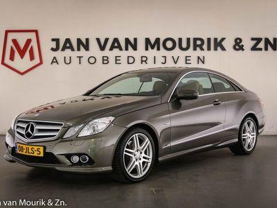 "tweedehands Mercedes 350 E-KLASSE CoupéCGI Elegance | NL AUTO | LEDER | CLIMA | CRUISE | NAVI | PDC | 18"""