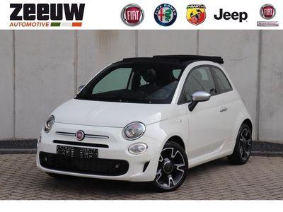 "tweedehands Fiat 500C 1.0 Hybrid Rockstar Clima Navi 16"" Private Lease €"