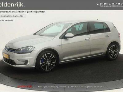 tweedehands VW Golf 1.4 TSI GTE DSG *Excl. BTW* | Dealer onderhouden |