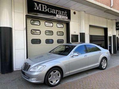 tweedehands Mercedes S600 lang