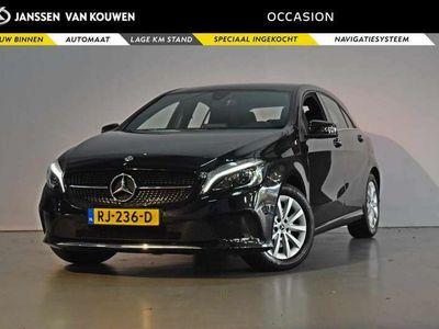 tweedehands Mercedes A160 Ambition AUTOMAAT / Navi / Sportstoelen / Xenon