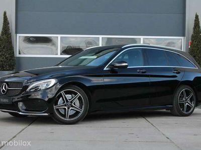 tweedehands Mercedes C400 Estate 4MATIC | Navigatie | camera