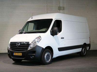 tweedehands Opel Movano 2.3 CDTI L2 H2 136pk Airco Navigatie Camera