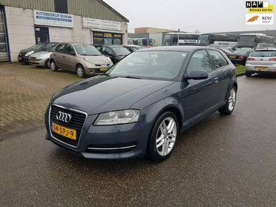 tweedehands Audi A3 1.6 TDI Attraction 3-Drs 77kw Navi! Bj:2011 NAP!
