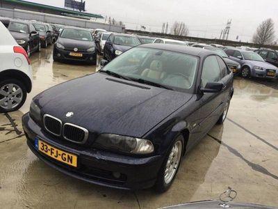 tweedehands BMW 318 3-SERIE Coupe Ci Executive
