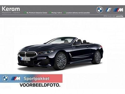 tweedehands BMW M850 xDrive Cabrio