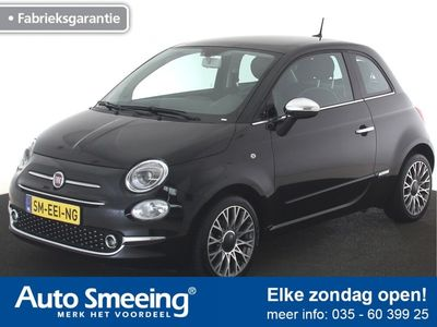 tweedehands Fiat 500 1.2 Lounge | Panoramadak | Navigatie | Apple Carpl