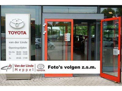 tweedehands Toyota Yaris 1.3 VVT-i Sol Automaat 5drs parkeer sensoren achte