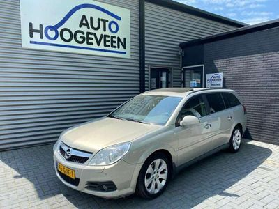 tweedehands Opel Vectra Wagon 1.9 CDTi Executive *LEER*XENON*