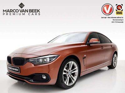 tweedehands BMW 418 4-SERIE Gran CoupéExecutive Nw. Prijs € 49.734 Shadow Navi Cruise