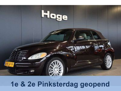 tweedehands Chrysler PT Cruiser Cabrio 2.4 Turbo Limited Airco Cruise Control All