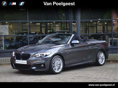 tweedehands BMW 220 2 Serie Cabrio i Executive M-Sport