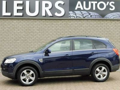 tweedehands Chevrolet Captiva 2.4 STYLE/Leer/Airco/Ccr/Pdc