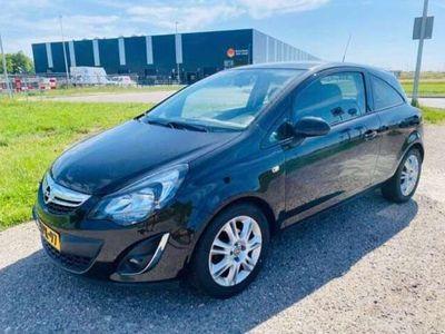 tweedehands Opel Blitz Corsa 1.2-16V*stoelver, airco, cruise control*