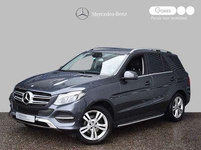 tweedehands Mercedes GLE350 d 4MATIC | Airmatic luchtvering | Offroad pakket | 360°camera | Comand Online | Trekhaak