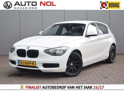 "tweedehands BMW 114 1-SERIE i Business+ Cruise Airco LM""16 PDC Verwarmde stoelen"