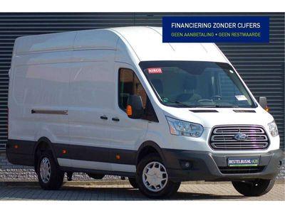 tweedehands Ford Transit 350 2.0 *Lease: 304,-/maand*Maxi*L3H3*270 gr deure