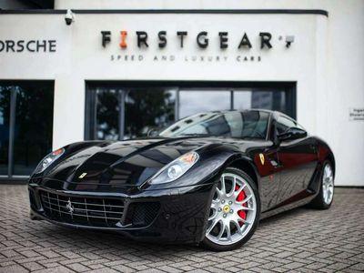 "tweedehands Ferrari 599 6.0 GTB Fiorano F1 *Daytona / 20"" / Carbon LED*"