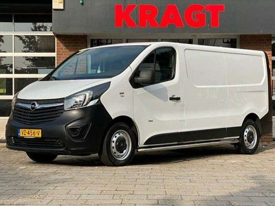tweedehands Opel Vivaro -B 1.6 CDTI L2H1 AIRCO NETTE BUS (Renault Trafic,