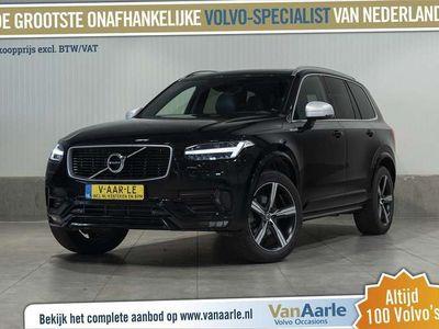 tweedehands Volvo XC90 7pers D5 AWD Aut. R-Design GRIJS KENTEKEN - EXCL.