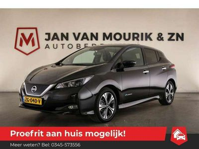 tweedehands Nissan Leaf N-Connecta 40 kWh | EX BTW | LED | CLIMA | DAB | A