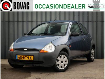 tweedehands Ford Ka 1.3 Style, Airconditioning, Stuurbekr, Getint Glas, Lage Km-Stand, NL-Auto
