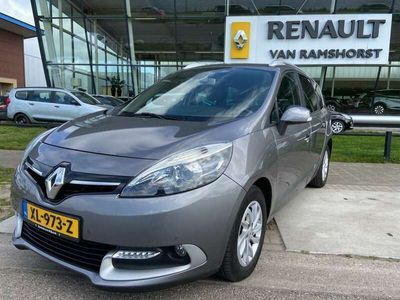 tweedehands Renault Grand Scénic 1.5 dCi Express. 7p. Climate Cruise PDC V+A Elek Spiegels
