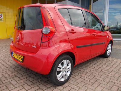 tweedehands Opel Agila 1.2 edition automaat, airco, pdc, lm velgen