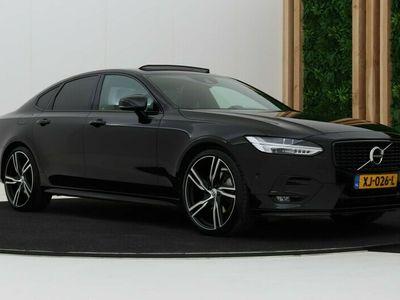 tweedehands Volvo S90 2.0 D5 AWD R-Design | Aut | Panoramadak | Head-Up | ACC | BLIS | Leder | Camera