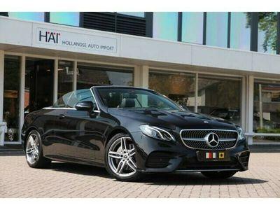 tweedehands Mercedes E200 E-klasseCabrio 4Matic Premium AMG