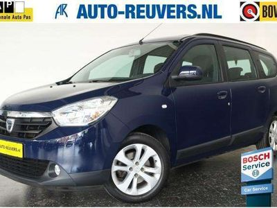 tweedehands Dacia Lodgy 1.2 TCe Lauréate 7 persoons / Cruise control / ECC