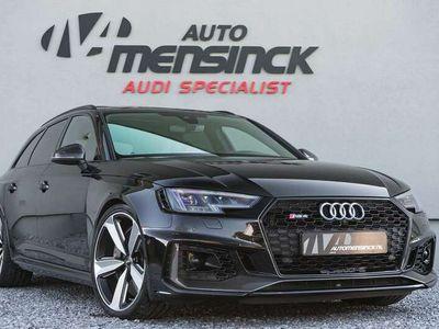 tweedehands Audi RS4 Avant 2.9 TFSI Quattro / Valcona Leder/ MMI Touch