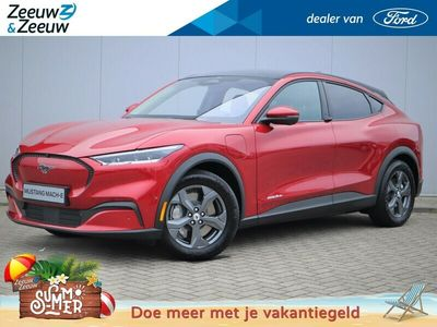 tweedehands Ford Mustang Mach-E 75kWh RWD