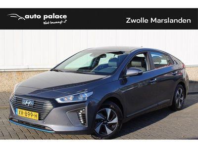 tweedehands Hyundai Ioniq 1.6 GDI Blue HEV 141 PK DCT Premium |NAVI |AUTOMAAT |CLIMA