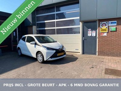 tweedehands Toyota Aygo 1.0 VVT-i x 3 DRS AIRCO *ALL-IN PRIJS*