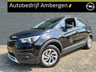 tweedehands Opel Crossland X 1.2 Turbo (110Pk) AUTOMAAT Innovation Navi Keyless