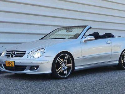 tweedehands Mercedes CLK350 XENON MEMORY LEDER SPORTUITLAAT
