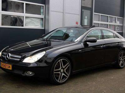 tweedehands Mercedes CLS320 320 CDI Prestige Pl.