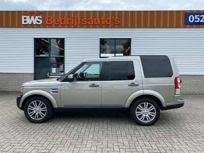 tweedehands Land Rover Discovery 3.0 TDV6 211pk HSE / grijs kenteken / rijklaar € 1