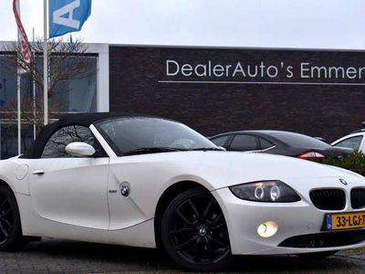 tweedehands BMW Z4 Roadster 2.2i 6 CILINDER LEDER LMV CRUISE 128000KM
