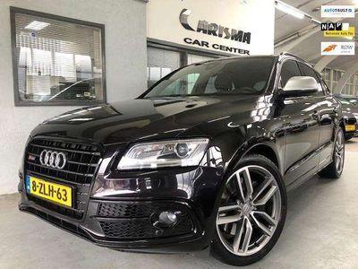 tweedehands Audi SQ5 Q5 3.0 TDIquattro Pro Line Black Edition Pano Fu