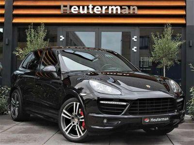 tweedehands Porsche Cayenne 4.8 GTS 420pk Black optiek/ LED/ Luchtvering/ Bose