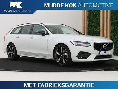 tweedehands Volvo V90 2.0 T4 R-Design | Aut | Adaptieve Cruise | BLIS | Camera | Keyless | Alarm