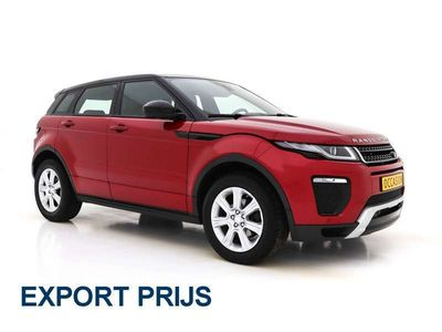 tweedehands Land Rover Range Rover evoque 2.0 eD4 SE Dynamic *LEDER+NAVI+PDC+ECC+CRUISE*