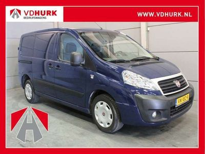 tweedehands Fiat Scudo 1.6 MJ Topper! Airco/Cruise/PDC