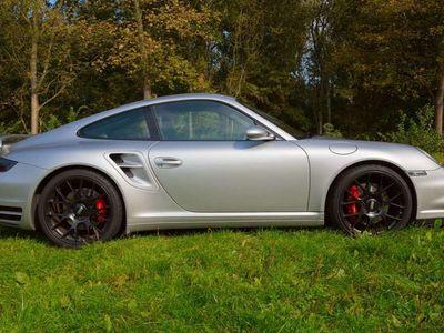 tweedehands Porsche 997 3.6 Turbo HANDGESCHAKELD!!!